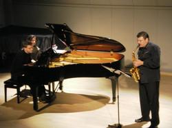 recital with S.Papatheodorou
