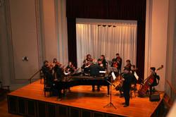 with ASONieta Orchestra