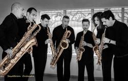 'SaxAthlon' Orchestra