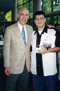 with Eugene Rousseau