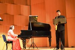 Recital with Chr. Panteli-piano, Tirana