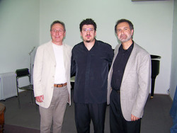 with T.Tamvakos and A.Carastathis