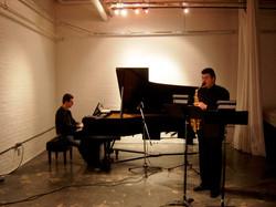 recital with piano, Toronto