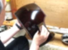 jobouji nuri,urushi,lacquer,do,kendo