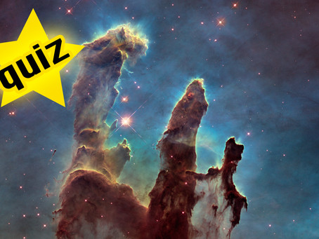 The Prettiest Space Quiz Ever