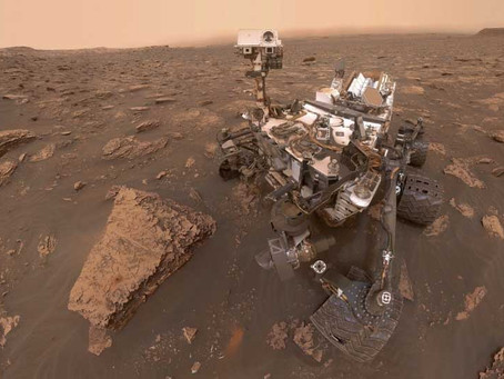 The Opportunity Rover Has Officially Died - Here's What It Gave Humanity