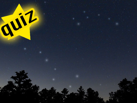 Could You Pass Third Grade Astronomy?