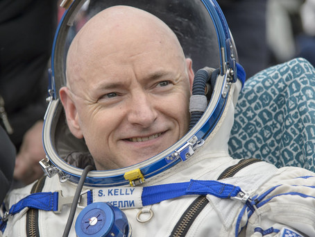 What Can Be More Challenging Than a Year in Space? Scott Kelly Tells SkyFeed