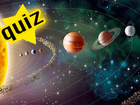 How Well Do You Know Our Solar System?