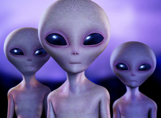 Aliens, is there life on other planets? (Credit: CanStockPhoto)