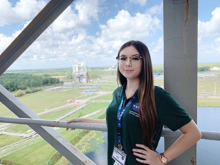 "NCAS: My Five-Day ""Internship"" at NASA"