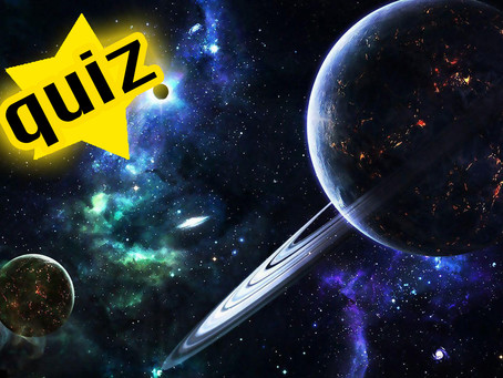How Well Do You Know Space?