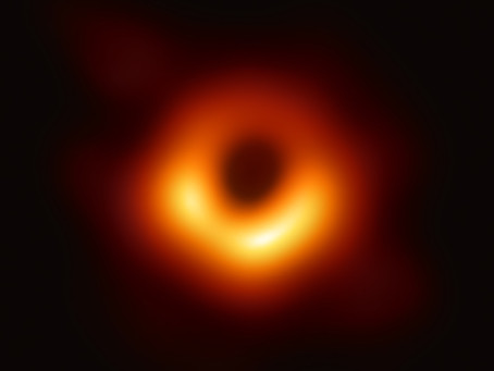 Astronomers Capture the First-Ever Image of a Black Hole!