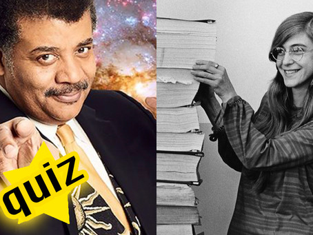 Which Famous Physicist is Your Soulmate?