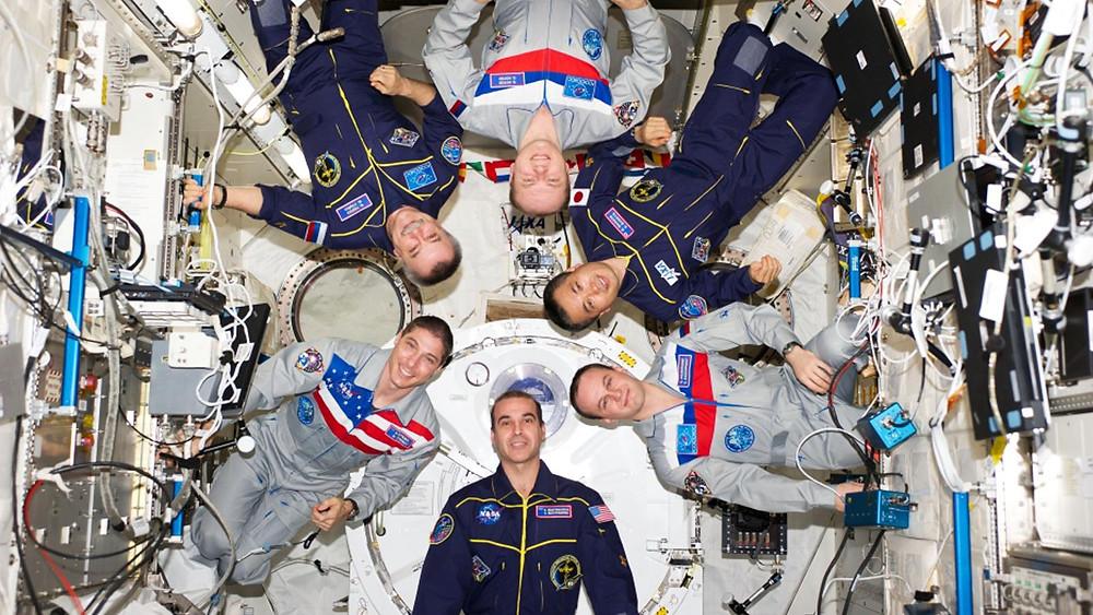 Astronauts (Source: Curiosity)