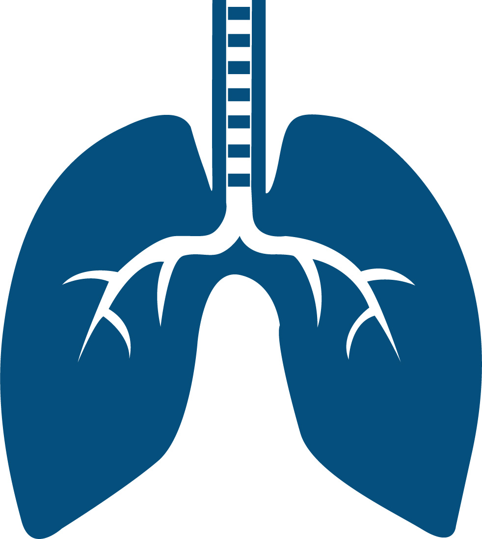 Symptom illustrations - Respiratory