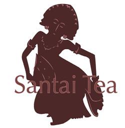 Santai Tea Logo