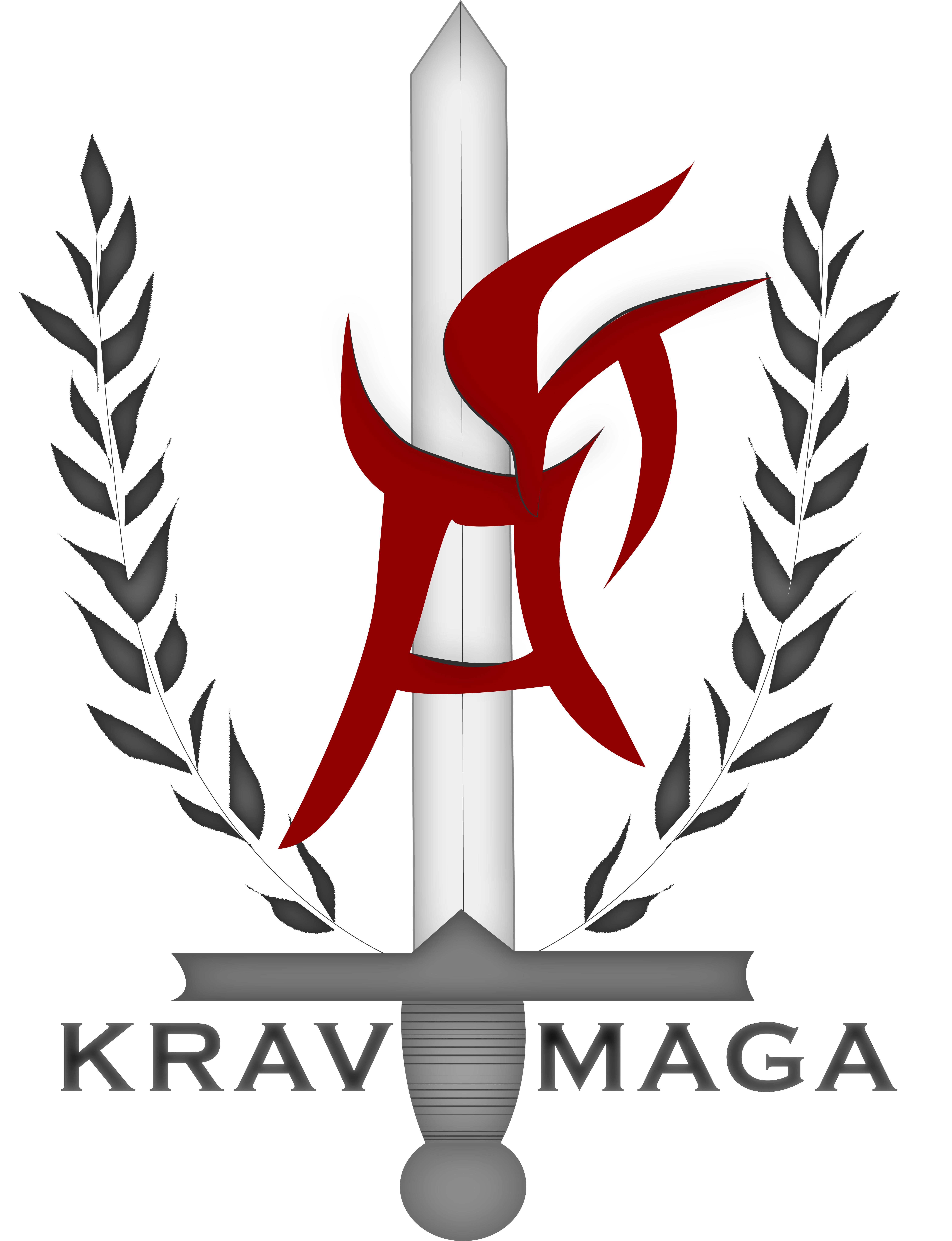 Krav maga logo_whitebackground