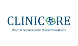 CliniCore Logo