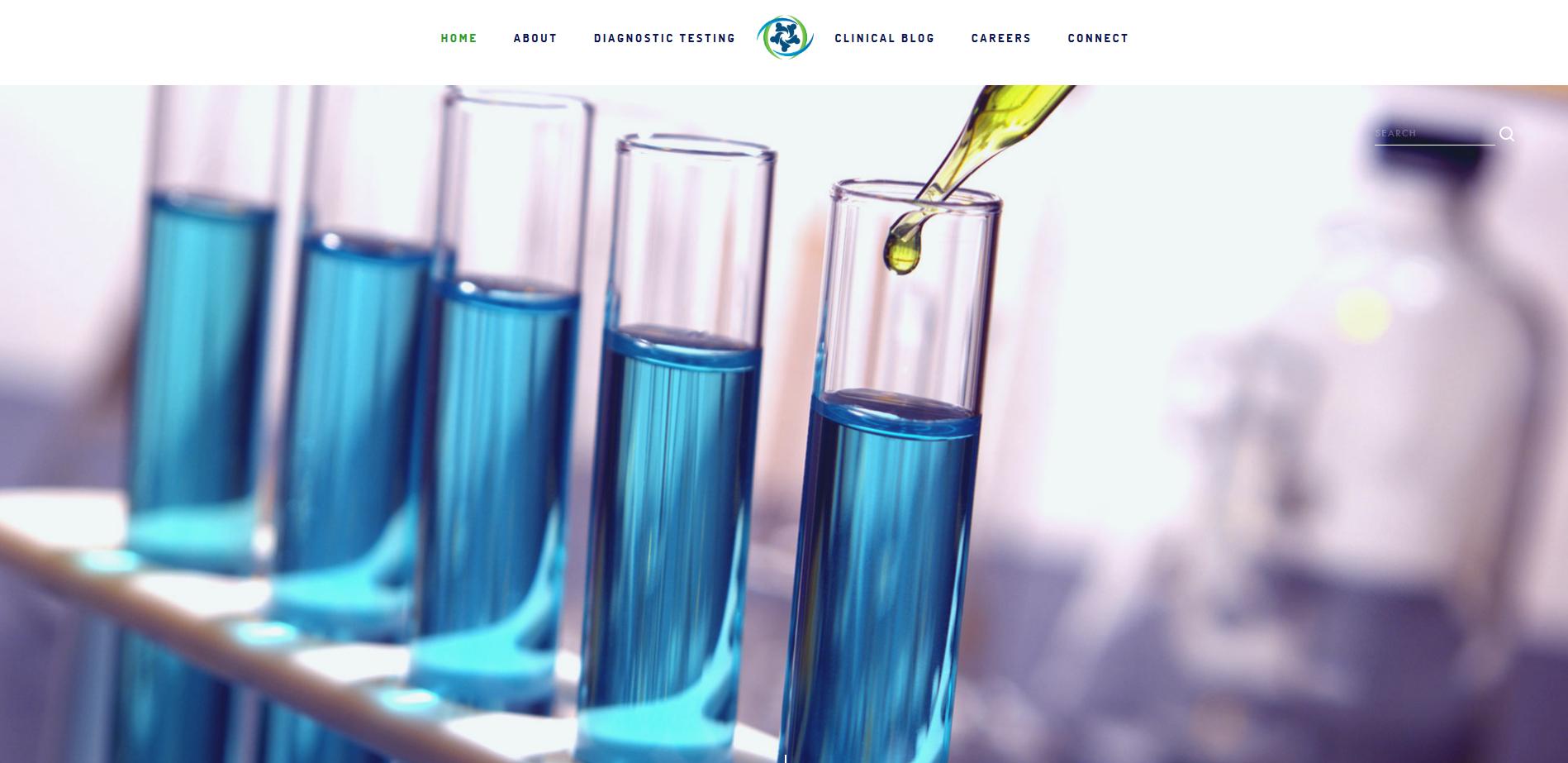 CliniCore Web Site
