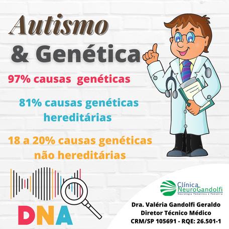 Autismo & Genética