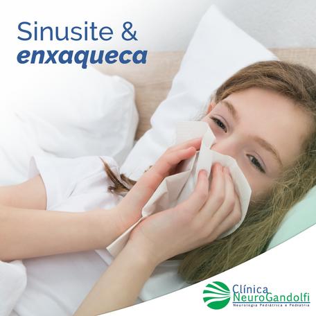 Sinusite & Enxaqueca
