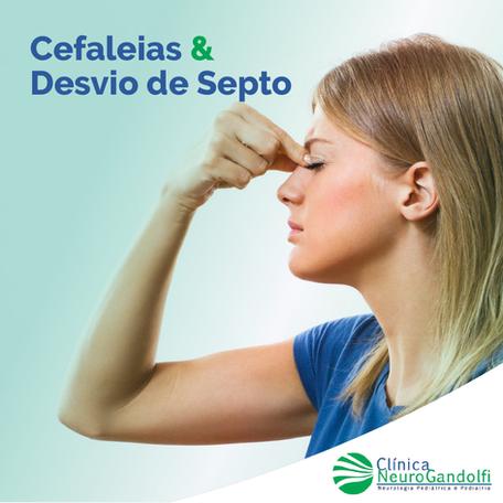Cefaleias & Desvio de Septo