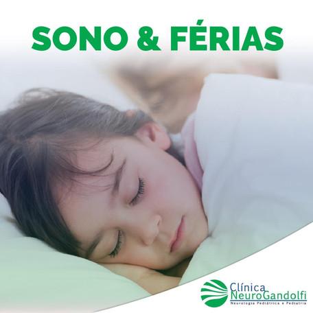 Sono & Férias