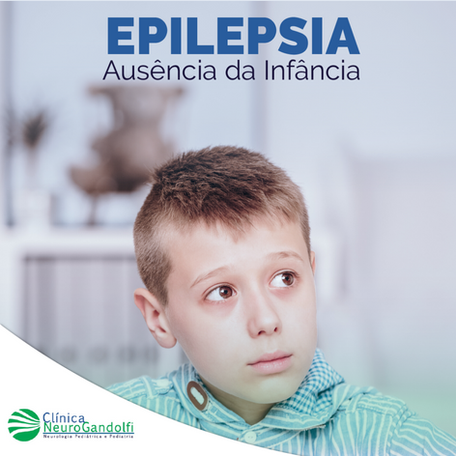 Epilepsia Ausência da Infância