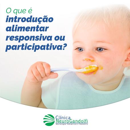 O que é Introdução Alimentar Responsiva ou Participativa?