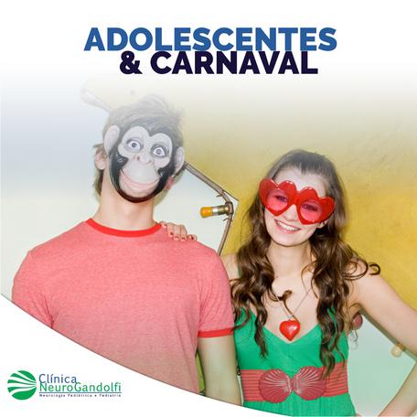 Adolescentes & Carnaval