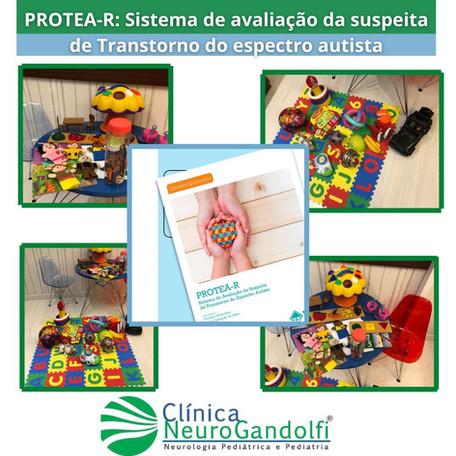 Sistema PROTEA-R: triagem de Autismo.
