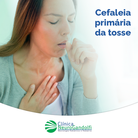 Você já ouviu falar sobre a cefaleia primária da tosse?