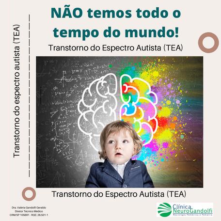 Autismo: NÃO temos todo o tempo do mundo!