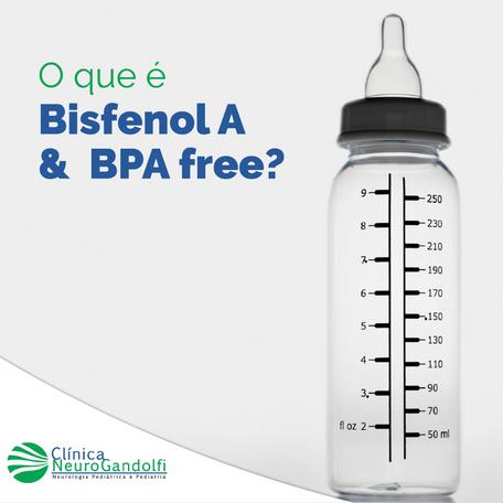 Bisfenol A &  BPA free