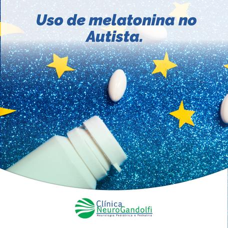 Uso de melatonina no Autista.