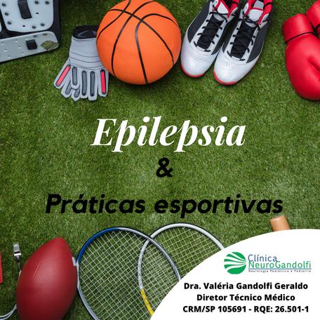 Epilepsia & Práticas esportivas