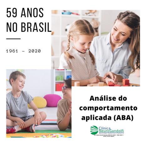 ABA: 59 anos no Brasil.