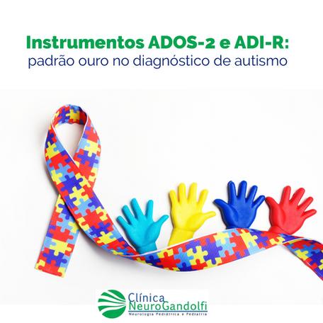 Instrumentos ADOS-2 e ADI-R: padrão ouro no diagnóstico de autismo