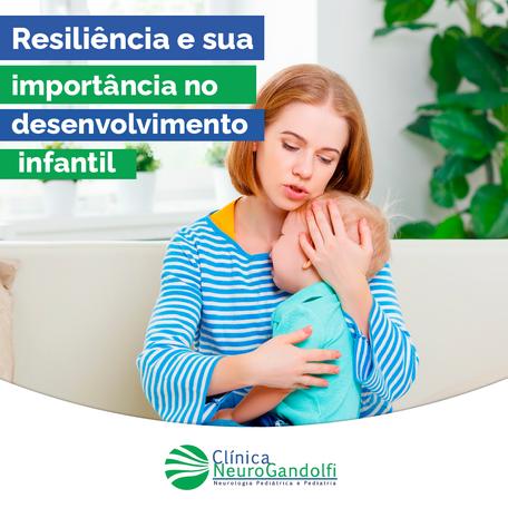Resiliência e sua importância no desenvolvimento infantil