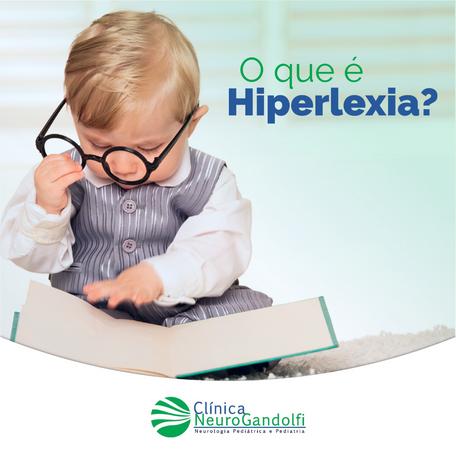 O que é Hiperlexia?