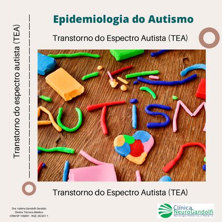 Epidemiologia do Autismo