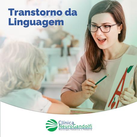 Transtorno da linguagem