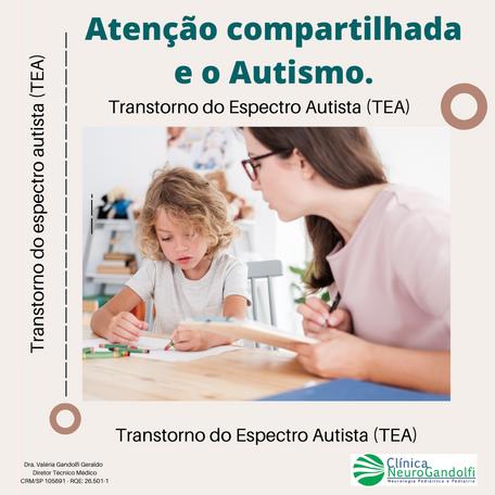Atenção Compartilhada e Autismo