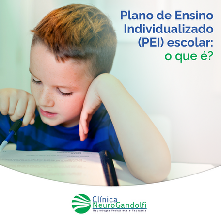 Plano de Ensino Individualizado (PEI) escolar: o que é?
