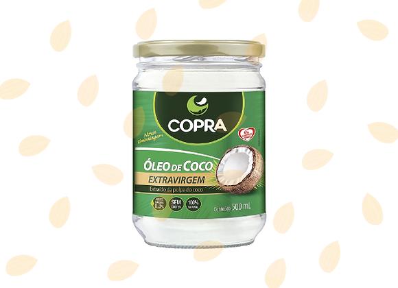 Óleo de coco extra virgem 500ml