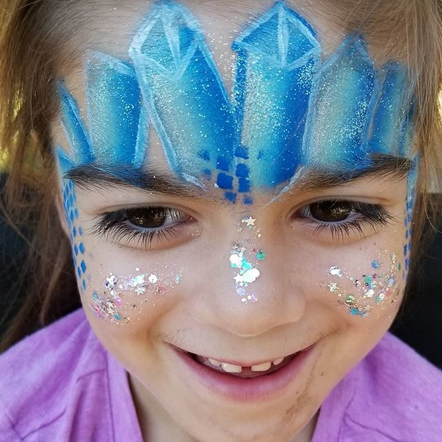 #thousandoaks #thousandoaksfacepainter#s