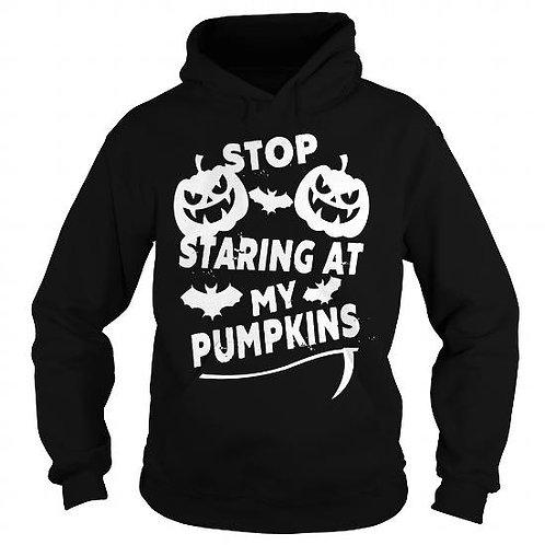 stop staring at my pumkins