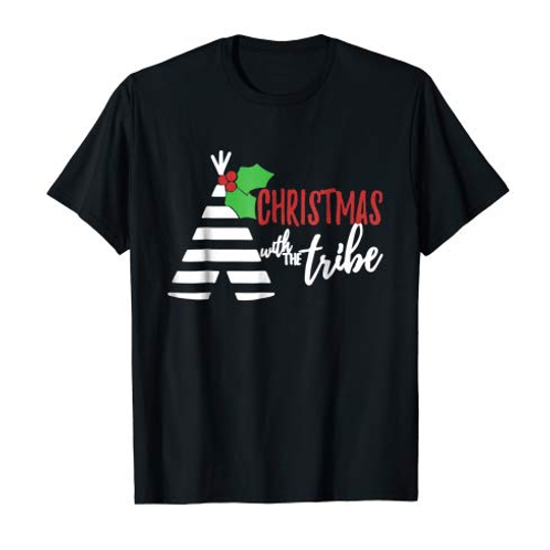 christmas with the tribe