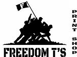 Tshrtking FREEDOM T'S